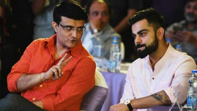 Sourav Ganguly says Virat Kohli panicked while preparing for England tour