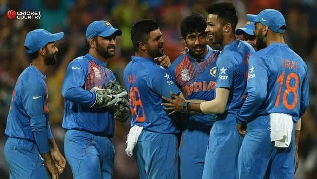 Team India eyes top spot in T20I team rankings ahead of series against Ireland and England