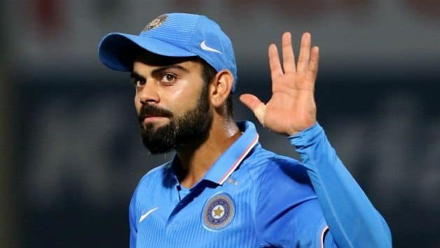 Virat kohli to receive polly umrigar award becomes 1st indian cricketer to get it on four occasions
