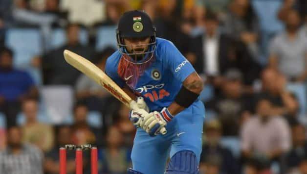 Virat Kohli reached this landmark in his 58th T20I match © AFP