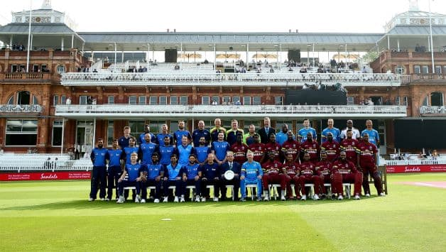 World XI opted to bowl against West Indies © Getty Images