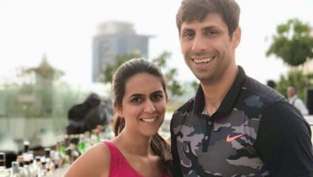 Ashish Nehra's wife hospitalised; fans pray for good health