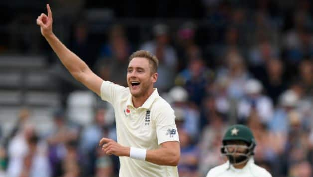 Stuart Broad claimed his 415th Test wicket © Getty Images