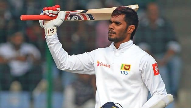 Dhananjaya de Silva will join team in West Indies following father's funeral