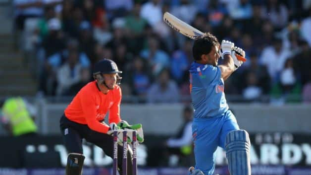 Jos Buttler: Was just trying to soak up pressure and imagine what MS Dhoni would do