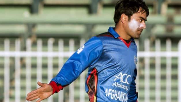 Rashid Khan  © Getty Images