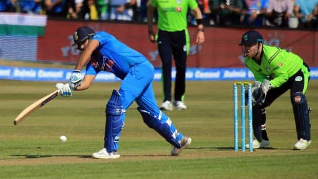 India vs Ireland 1st T20I : India registers its 5th highest total in T20I