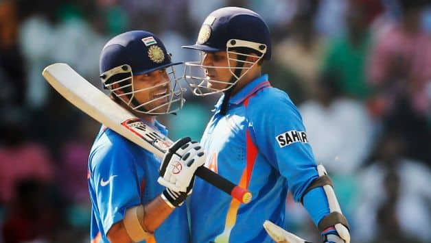 This how Sachin Tendulkar and Virender Sehwag started open for India