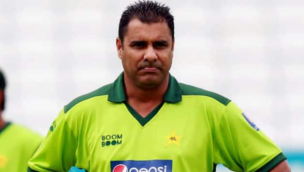 Waqar Younis gives a peace message for India-Pakistan cricket, twitterati loves it