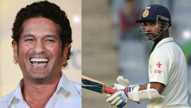 Ajinkya Rahane thanks Sachin Tendulkar for starting KitUpChallenge