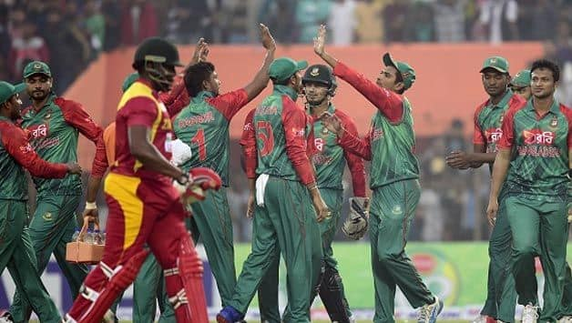 Bangladesh to host Zimbabwe, West Indies later this year