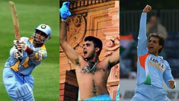 Sachin Tendulkar, Virender Sehwag along with others wishes Sourav Ganguly on his 46th Birthday