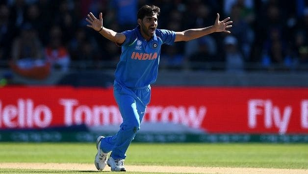 Bhuvneshwar Kumar missed the 3rd T20I and 1st ODI If he is fit, he will be the only change in the Indian side © Getty Images