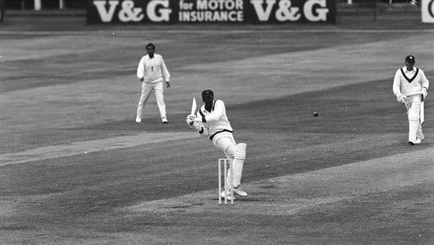 Clive Lloyd batting
