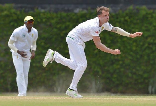 Dale Steyn Dinesh Chandimal Suranga Lakmal Sri Lanka South Africa 2018