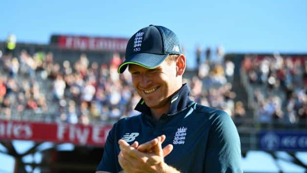 Eoin Morgan: Confidence built from Australia series will help against India
