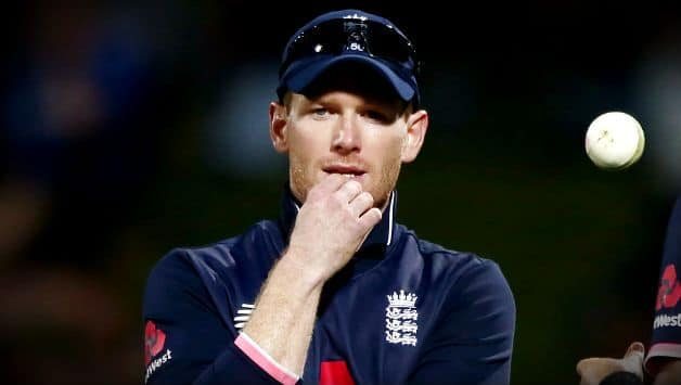 England captain Eoin Morgan says We have plans for Virat Kohli