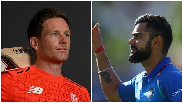 Eoin Morgan Virat Kohli India England T20Is T20 Internationals 2018