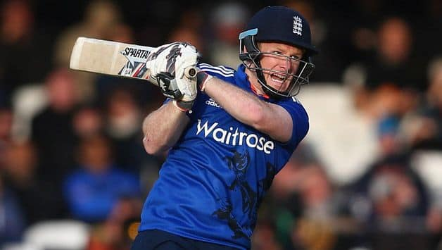 Eoin Morgan plays match winning knock against India in ODI series-decider