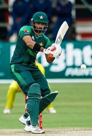 Fakhar Zaman Pakistan Zimbabwe 2018 Australia