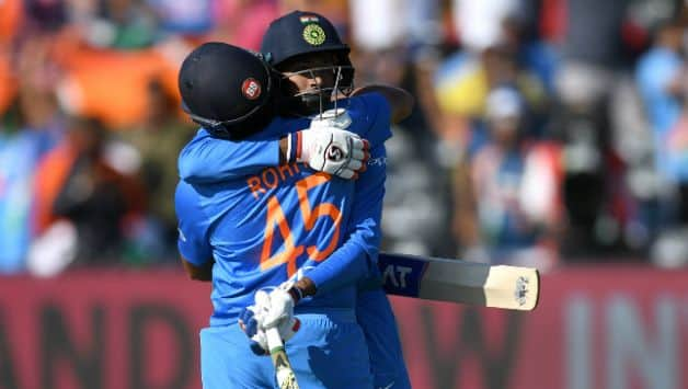India comfortably won the match by 7 wickets and 8 balls to spare © Getty Images