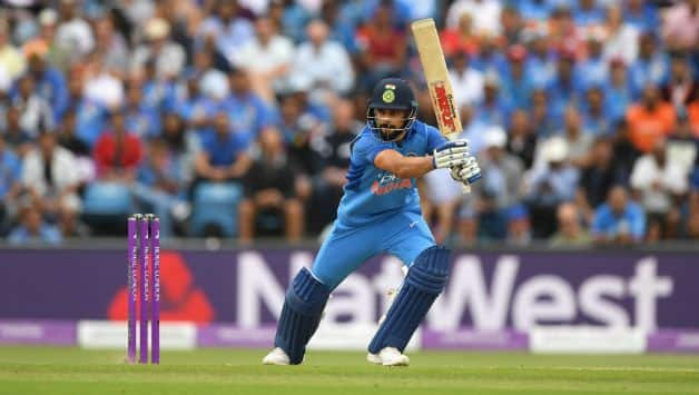 Virat Kohli becomes the quickest to reach 3000 ODI runs as a skipper © Getty Images