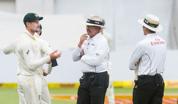 Newlands ball-tampering footage edited, claims Peter Handscomb