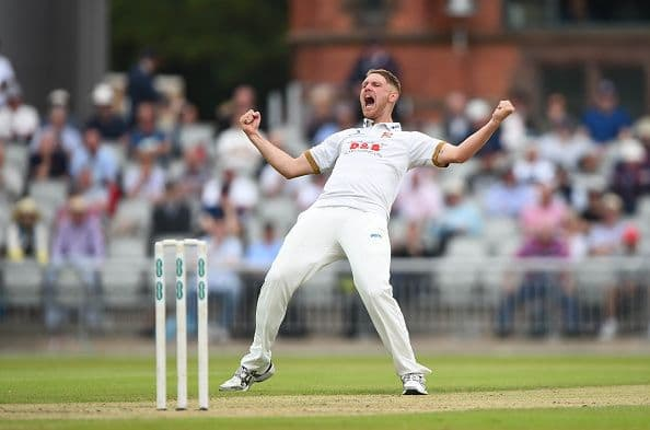 India vs England, 1st Test: Who is Jamie Porter, the bolter in England's Test squad?