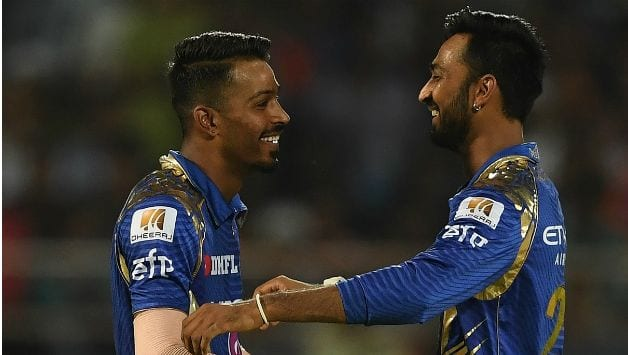Pandya brothers may be in the playing XI for England T20s