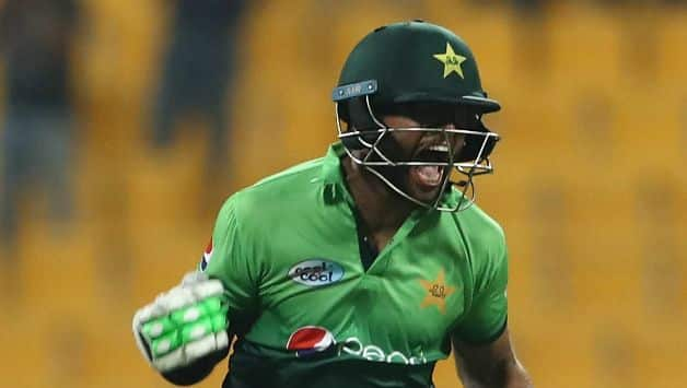 Imam-ul-Haq becomes first batsman to score 4 centuries in first 10 games of the ODI career