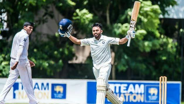 India Under-19 vs Sri Lanka under-19, 2nd day:  Atharwa Taide, Ayush Badoni centuries put India in control