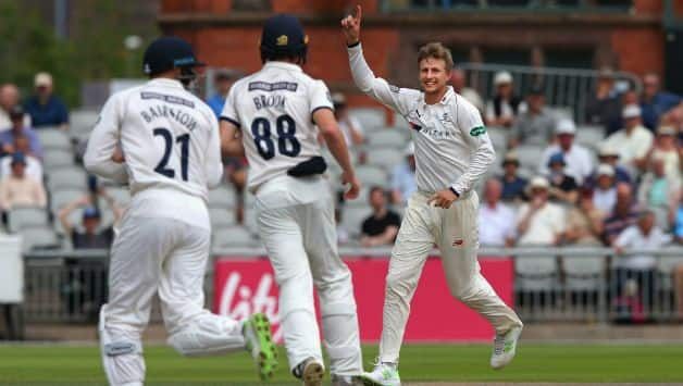 Joe Root helped Yorkshire defeat Lancashire by 118 runs  © Getty Images