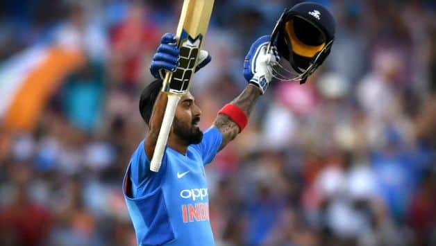 KL Rahul scores 2nd century in t20 international