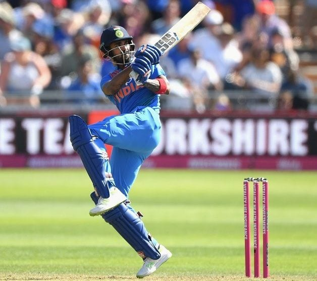 KL Lokesh Rahul India England 2018