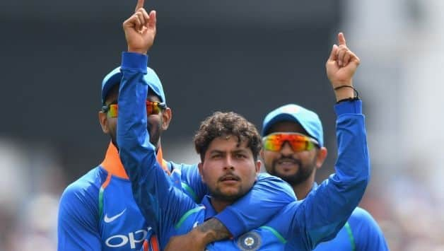 India vs England 2nd ODI : Kuldeep yadav equals Ajit Agarkar, Mitchell McClenaghan's record of most wickets after 22 matches