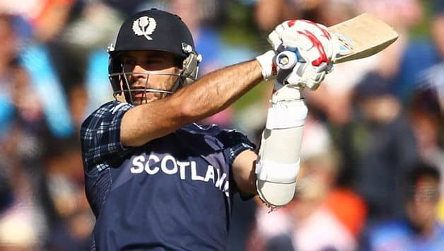 T20 Blast: Kyle Coetzer gets contract with Northamptonshire