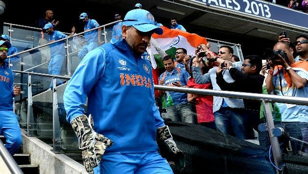 BCCI official website still shows MS Dhoni is Indian Captain