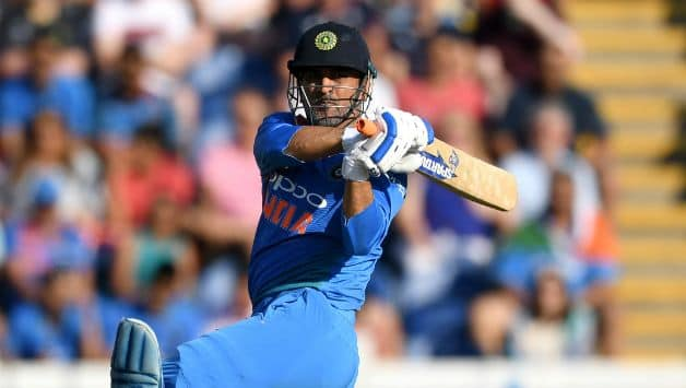 MS Dhoni became the 12th player to reach this milestone © Getty Images