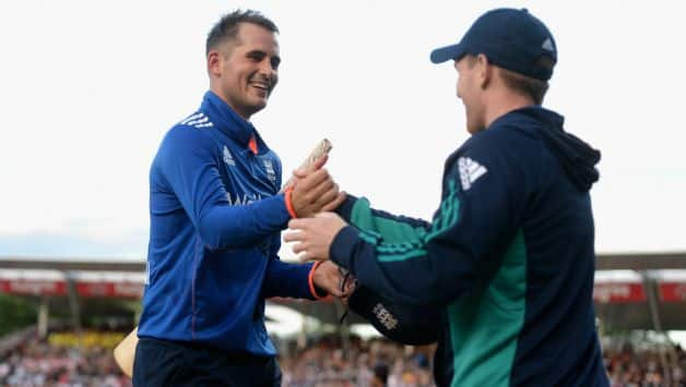 Alex Hales ready to play any position for England