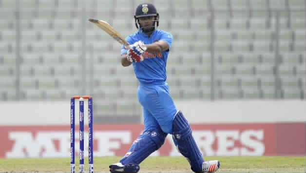 India A once again struggled in the first innings, all out for 192