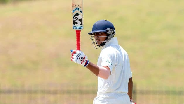 Pawan shah hits double century in 2nd youth test against Sri Lanka U-19