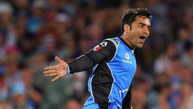 Rashid Khan to play for Maratha Arabians in UAE's T10 Cricket league