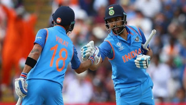 India vs England: Rohit registers 18th century in ODI