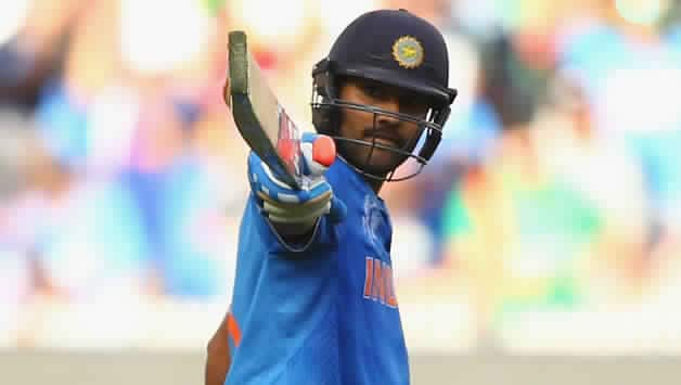 Rohit sharma completes 2000 international runs in t20