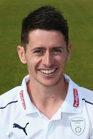 Sean Terry Paul Ireland England Hampshire Northamptonshire retirement