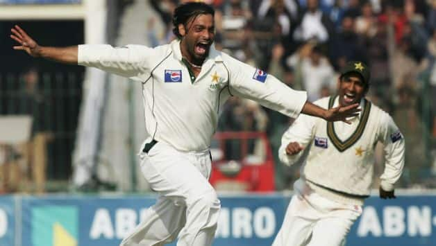 Shoaib Akhtar: I wanted to be fighter pilot, so i started spreading my arms thinking they are wings of Jet