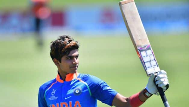 Shubman Gill wants to play World Cup 2019 For India