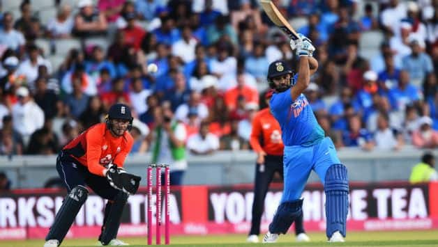 Rohit Sharma's Ton, Hardik Pandya's Four-Wicket Haul Powers India to Victory