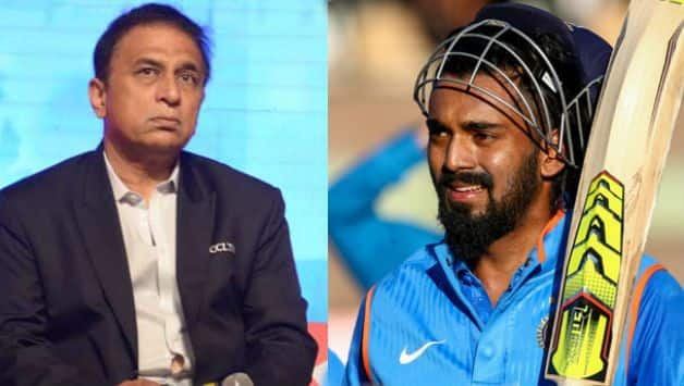 Sunil Gavaskar believes KL Rahul has a bright future in Indian Cricket Team