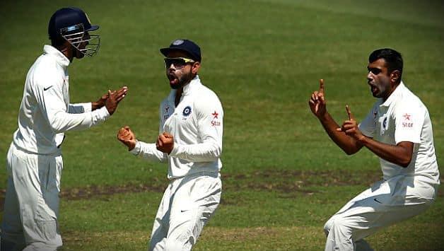 Team India practice game vs Essex